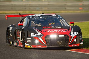 Blancpain Endurance Preview Young blood for the Team WRT at the Endurance Cup finale at the Nürburgring