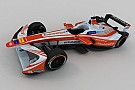 Formula E Mahindra reveals Formula E season three livery