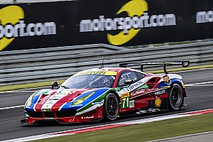 WEC Special feature Sam Bird: Ferrari back to winning ways at the 'Ring