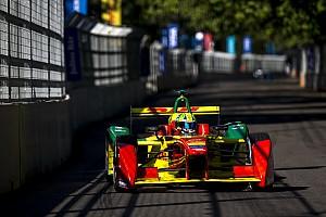 Formula E Interview Hans-Jürgen Abt: