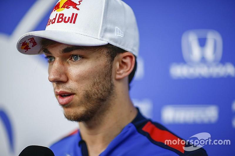 Oficial: Pierre Gasly pilotará para Red Bull en 2019