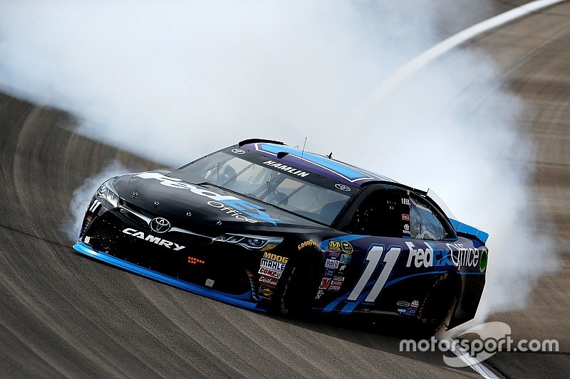Racers applaud new aero package and