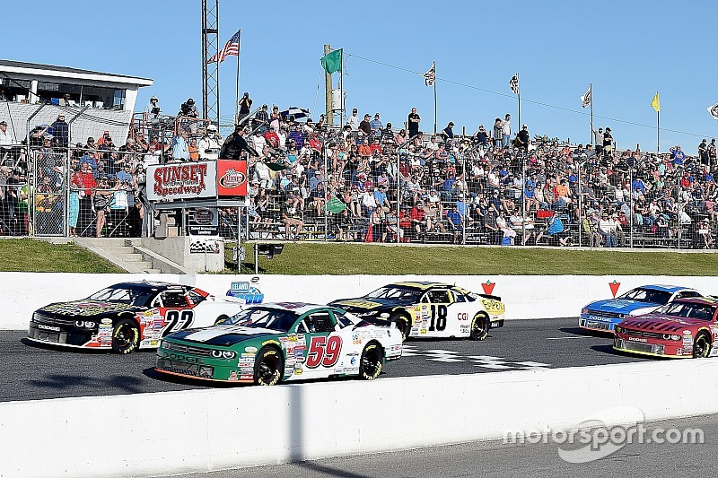 Ontario's Sunset Speedway ready for NASCAR Pinty's Series race