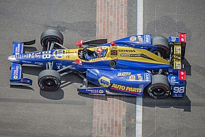 IndyCar Breaking news NAPA expands deal with Rossi, Andretti Autosport
