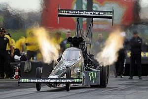NHRA Qualifying report Force, Capps, Gray and Smith lead qualifying at Route 66 Raceway in Chicago