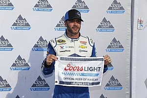 NASCAR Sprint Cup Qualifying report Jimmie Johnson scores first pole of the season at New Hampshire