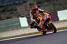 Marquez says tyre selection