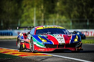 WEC Race report Ferrari No. 71 wins the 6 Hours of Spa