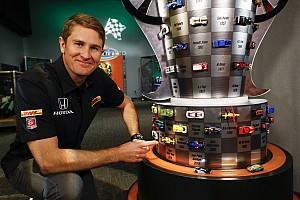 IndyCar Breaking news Hot Wheels unveils Borg-Warner-style trophy