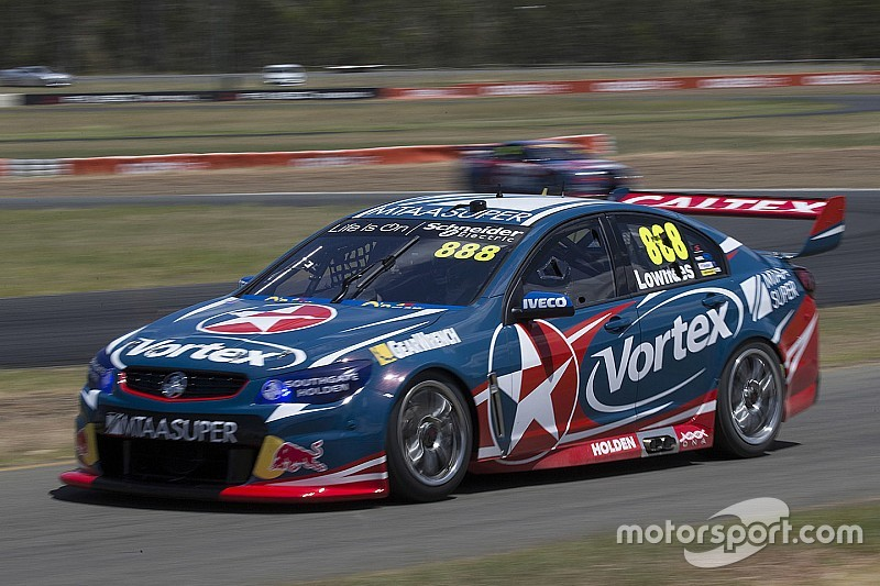 Lowndes completes first test since injury