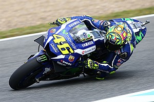 MotoGP Qualifying report Yamaha all set for Spanish Grand Prix with 1-2 start