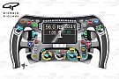 Formula 1 Tech analysis: The secrets of the Mercedes steering wheel
