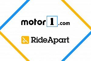 General Motorsport.com news Motor1.com Acquires Leading Motorcycle Digital  Platform RideApart.com