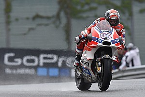 """MotoGP Breaking news Dovizioso knew he """"screwed up"""" with Sachsenring pit timing"""