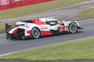 WEC Breaking news Davidson confident of stronger Toyota race showing