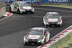 WTCC Breaking news Honda excluded from Hungary and Morocco results