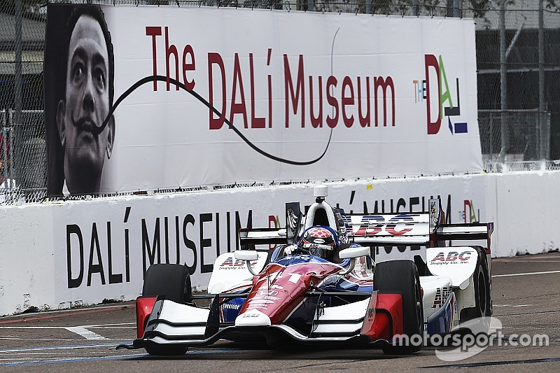 Foyt encouraged by practice pace