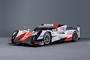 WEC Breaking news Toyota to give TS 050 maiden test this month