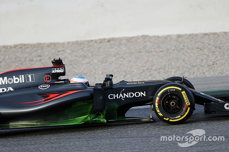 McLaren: Size zero not compromised by new Honda engine