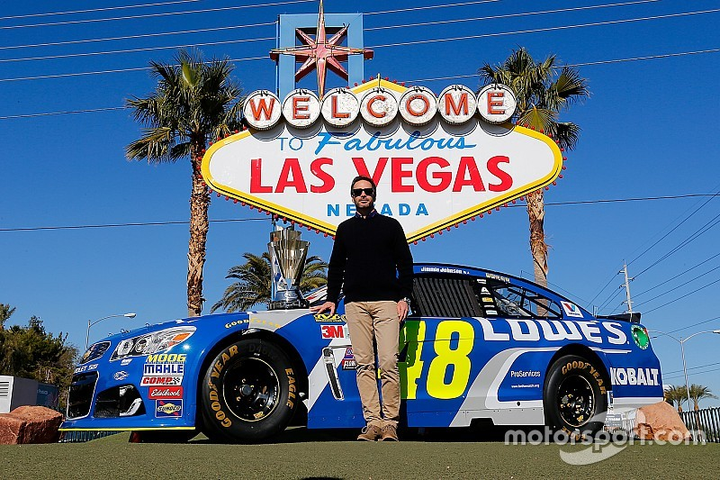 Jimmie Johnson: NASCAR's IronMan raises the bar
