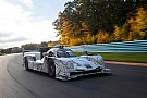 IMSA Taylors confident in new Cadillac prototype… and Jeff Gordon