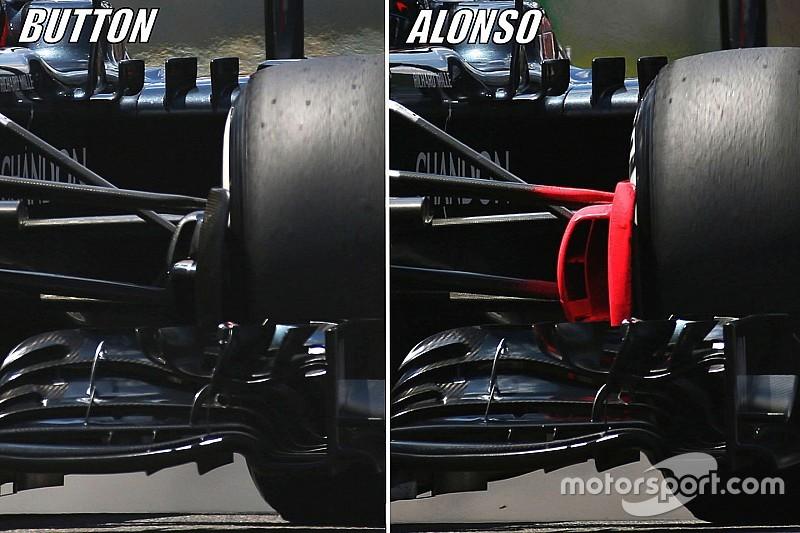 Технічний огляд ГП Бразилії: в McLaren продовжують свої експерименти