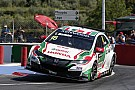 Vila Real WTCC: Monteiro keeps Muller at bay to take home win
