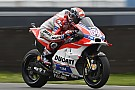 MotoGP Assen MotoGP: Dovizioso beats Rossi to pole, Lorenzo to start 10th