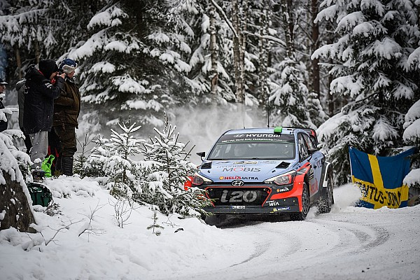 WRC Rally Sweden lands three-year extension in WRC