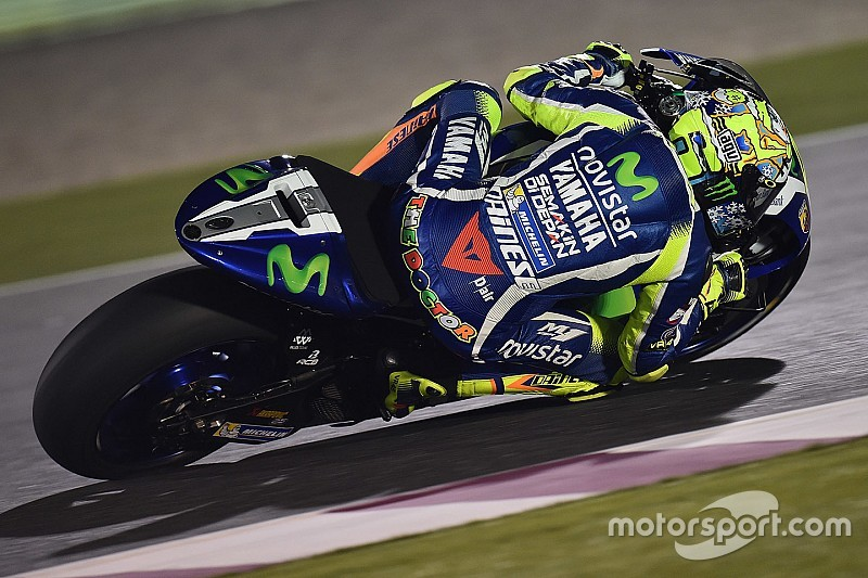 "Rossi expects tough start to MotoGP season despite ""strong pace"""