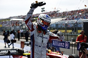 GP2 Special feature Sergey Sirotkin: Hungary win proves we can get it done