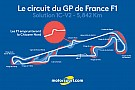 Formule 1 La chicane nord du Paul Ricard confirmée pour le GP de France