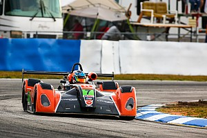 IMSA Special feature Driver blog: Austin Versteeg captures first IMSA Lites win at Sebring