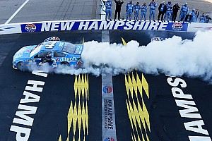 NASCAR Sprint Cup Interview Harvick says points racing