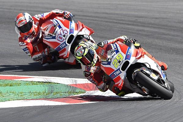 "MotoGP Breaking news Dovizioso: ""I won't miss Iannone's lack of respect"""
