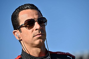 "IndyCar Breaking news Castroneves: ""All of a sudden there was a car on top of me"""