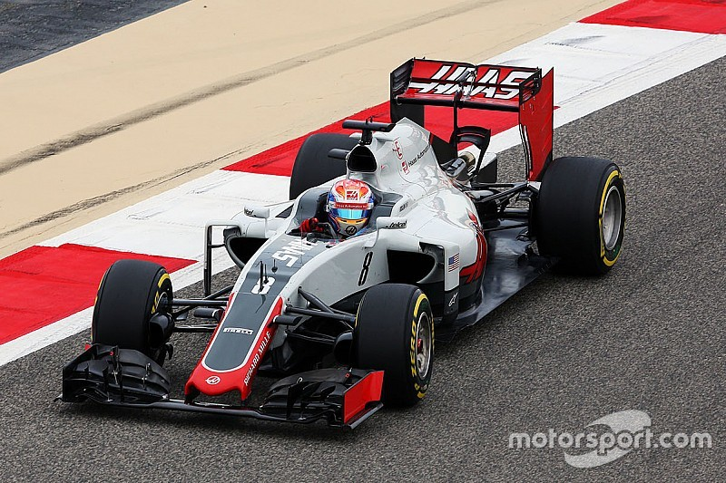 Haas says vibration issue caused Grosjean wing breakage