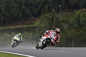 MotoGP Breaking news Crutchlow could tell Dovizioso was the