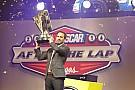 NASCAR Sprint Cup NASCAR Awards: Johnson gracious in victory, Earnhardt eager for return