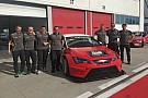 Seat Leon Cup Nicola Baldan in Seat Leon Cup nel 2016 sognando il TCR