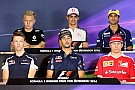 Formula 1 Austrian GP: Thursday's press conference