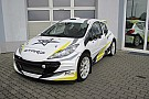 Other rally World's first electric rallycross car revealed