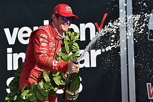 IndyCar Race report Dixon dominates at the Glen, Power takes hard hit