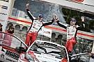 WRC 【WRC】マキネン「完璧に近い走り。良いスタートを切ることができた」