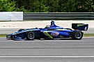 Indy Lights Serralles tops Indy Lights test at Mid-Ohio