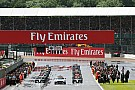 Formula 1 agrees on wet standing starts