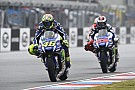 MotoGP Rossi shifts focus to beating Lorenzo to second