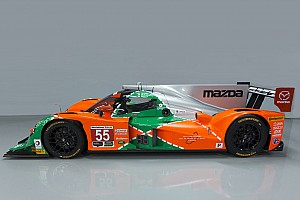 IMSA Breaking news Mazda to honor 25th anniversary of Le Mans win at Watkins Glen