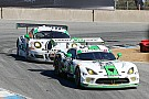 IMSA Perfect pit stop propels No. 33 Dodge Viper GT3-R to sixth-place finish at Laguna Seca
