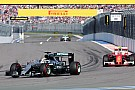 Formula 1 Hamilton had